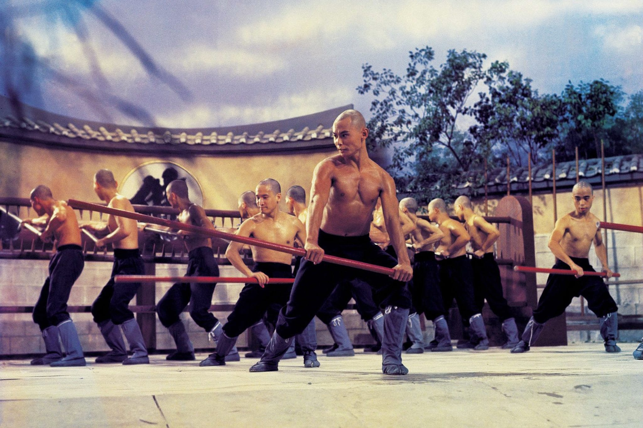 The 36th Chamber of Shaolin film still