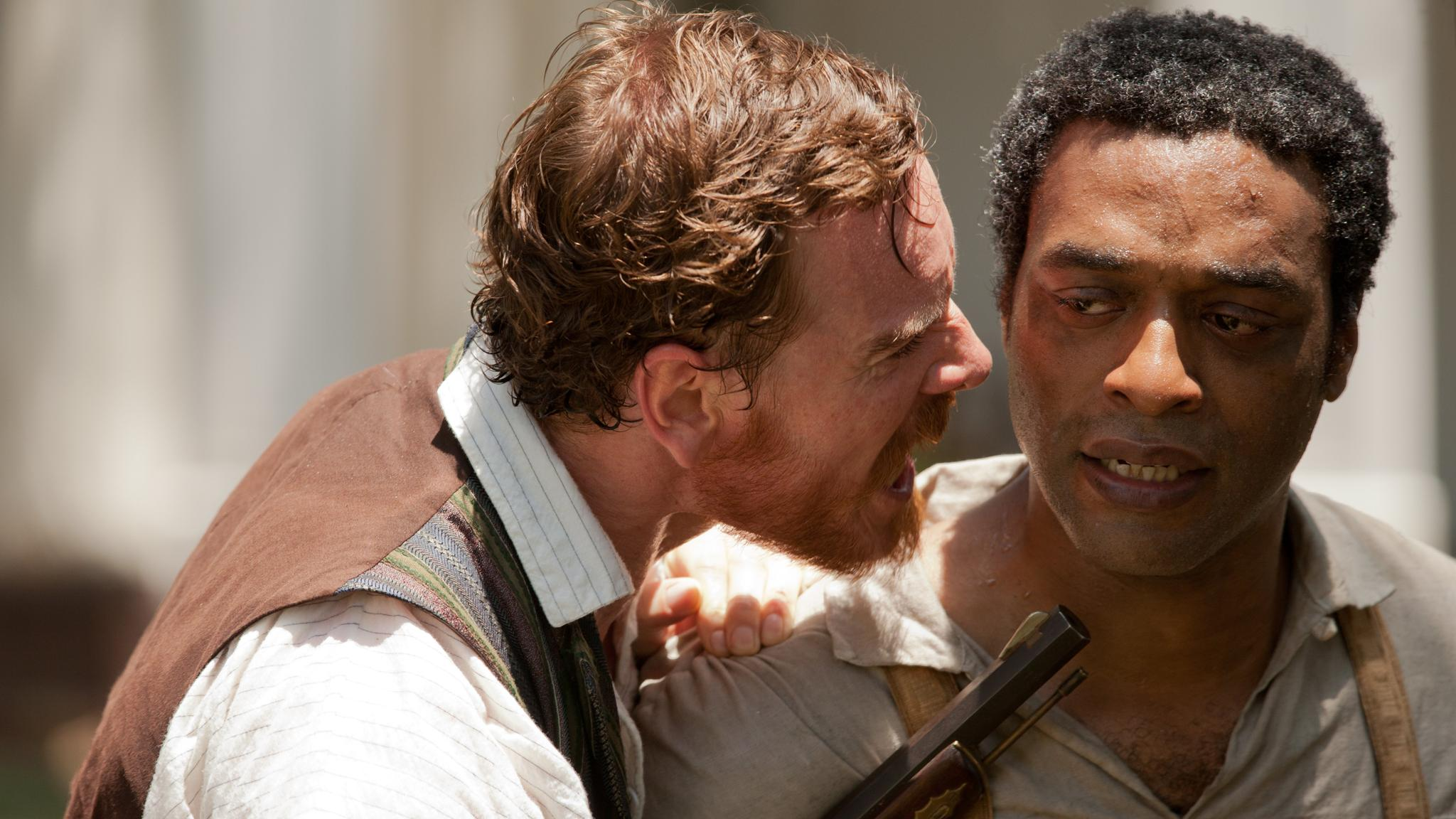 Film still from 12 Years a Slave