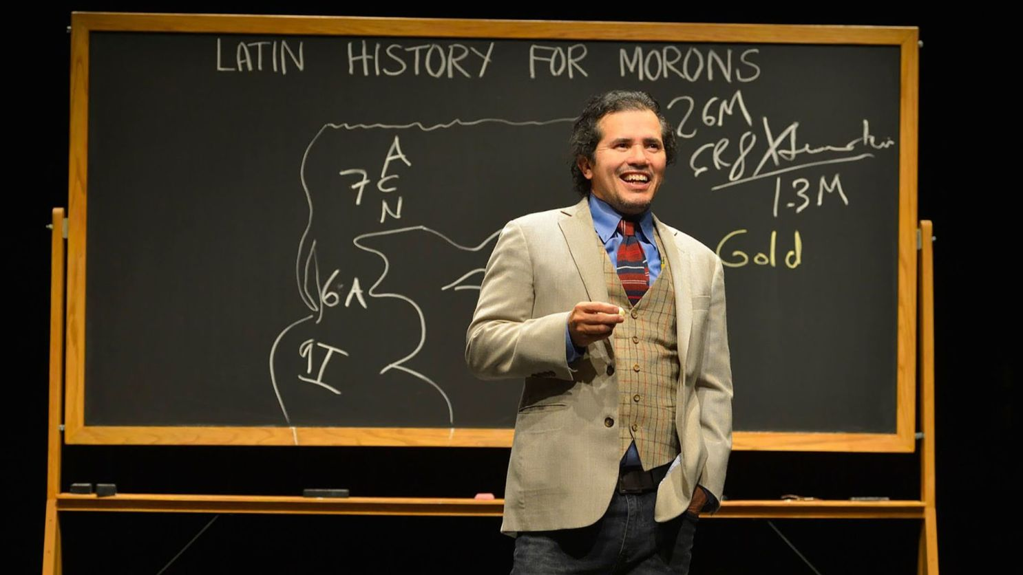 Still from Latin History for Morons