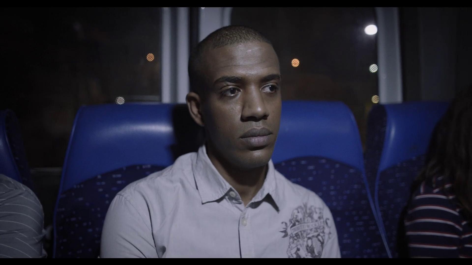 Film still from Cosmopolitan gay film from Israel